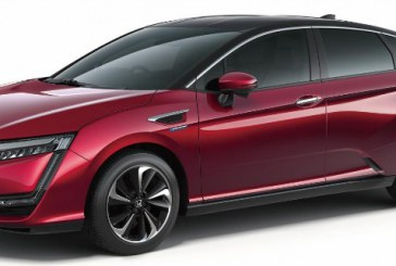Honda Clarity Fuel Cell, su nuevo coche de pila de combustible