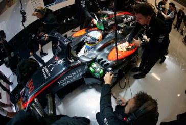 McLaren-Honda empieza a ver algo de luz