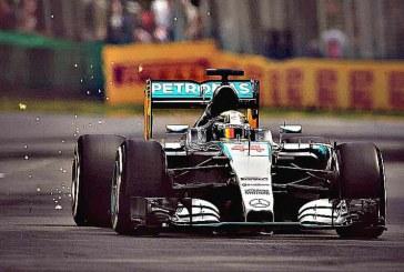 Calendario F1 2016