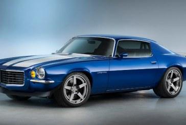 Chevrolet Camaro, diseño clásico con el motor Shupercharged nuevo