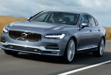 Volvo S90 Premium, con conducción semiautomatica