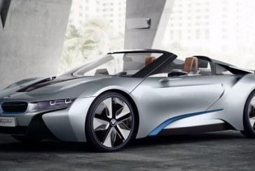 BMW i8 Spyder, su fabricación se retrasa hasta 2018