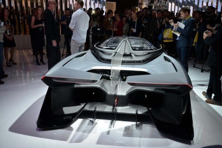 Faraday Future FFZERO1, el coche del futuro que esta a la vuelta de la esquina