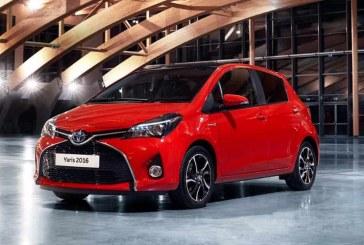 Nuevo Toyota Yaris 2016