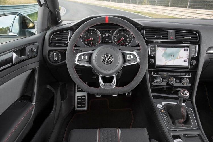Precio del Volkswagen Golf GTI Clubsport, del que solo se fabricaran 290 unidades para España