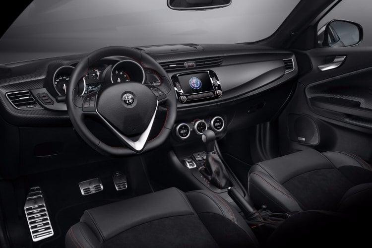 Alfa Romeo Giulietta, una actualización muy discreta