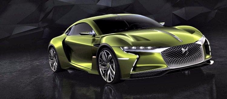 DS E-Tense, un GT deportivo, eléctrico y con mas de 400 caballos