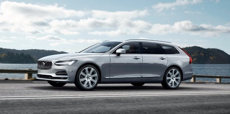 Volvo V90 Estate, un coche diseñado para recuperar su lugar en la historia