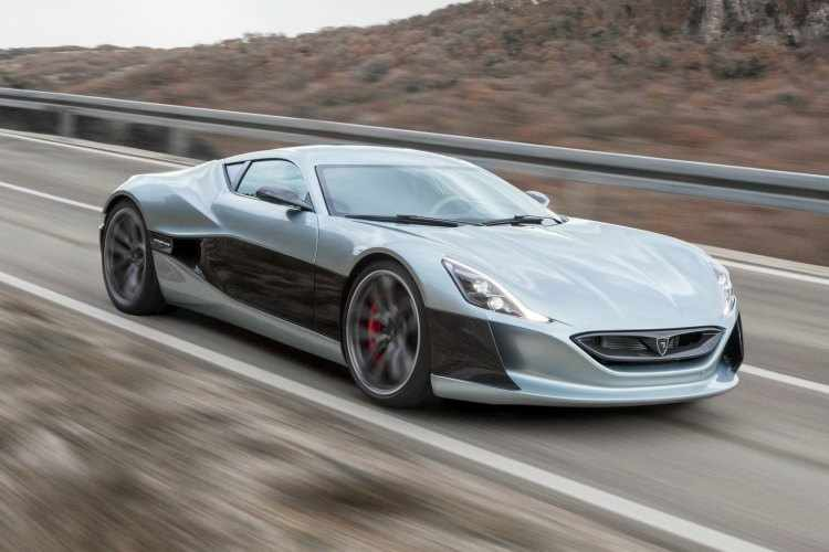 coche electrico deportivo - Rimac Concept_One