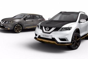 Nissan prepara dos concept del Qashqai y del X-Trail para Ginebra