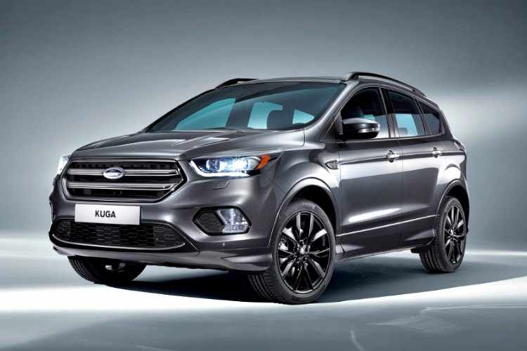 nuevo ford kuga 2017 caracter sticas a fondo. Black Bedroom Furniture Sets. Home Design Ideas