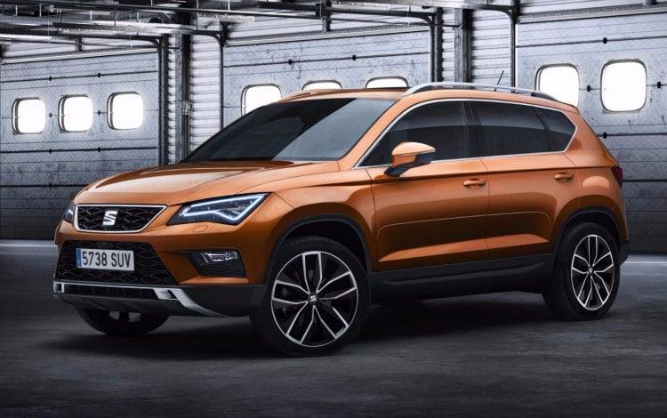 Seat Ateca, el SUV de la marca española al fin es realidad