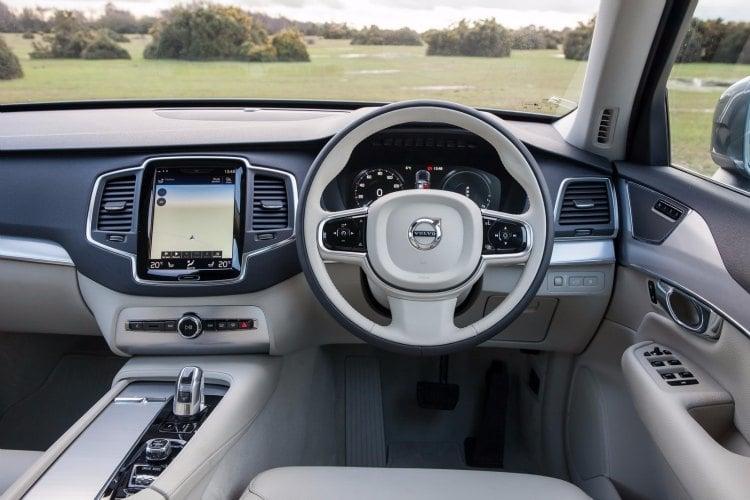 Volvo XC90 T8 PHEV, el SUV híbrido que ha llegado a los concesionarios