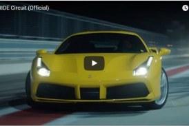 Un vídeo de carreras dedicado al Ferrari 488