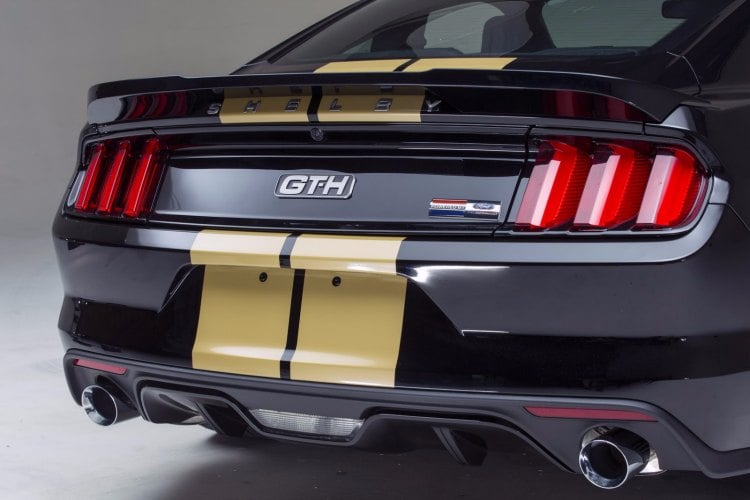 Ford Shelby GT-H, un muscle car que solo podrás tener si lo alquilas