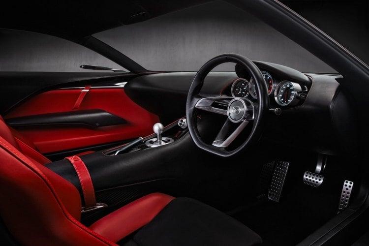 Mazda RX-Vision, un concept muy cerca de ver la luz verde para producción