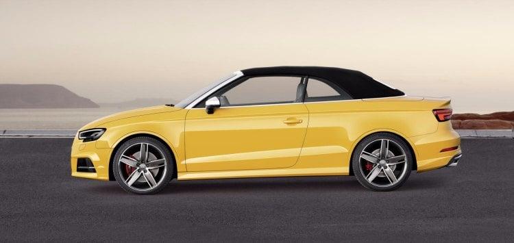 Audi a3 un nuevo restyling mas fresco que abarca todas for Audi a3 restyling 2017