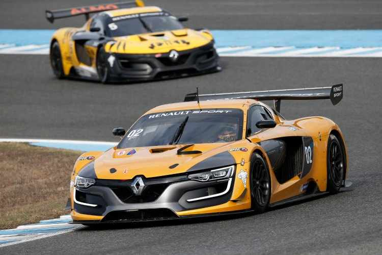 World Series by Renault Motorland Aragon 2016