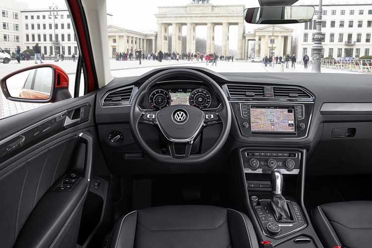 ofertas Volkswagen Tiguan nuevo