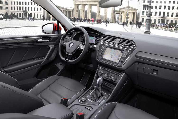 volkswagen tiguan nuevo modelo
