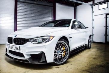 BMW M4 CS, la edición exclusiva para nuestro país