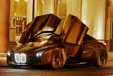 BMW Vision 100 ahora en Beijing