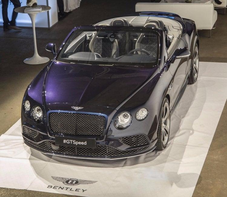 Wallpaper Bentley Continental Gt Black Edition 2017: Bentley Continental GT Speed, Cuatro Nuevos Acabados