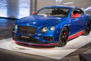 Bentley Continental GT Speed, cuatro nuevos acabados