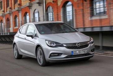 Opel Astra Biturbo 2016