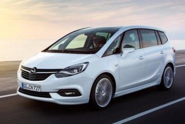 Opel Zafira, renovado y atractivo diseño interior y exterior