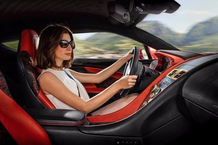 El Aston Martin Vanquish Zagato pasa a linea de producción, pero solo 99 unidades
