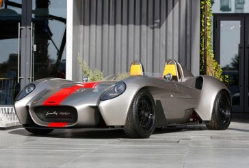 Jannarelly's Design-1 Roadster debuta en el mercado por 550000$