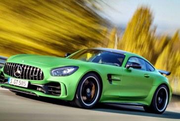 Nuevo Mercedes-AMG GT R