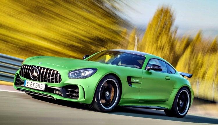 Nuevo Mercedes-AMG GT R, el buque insignia de la marca preparado para enamorar