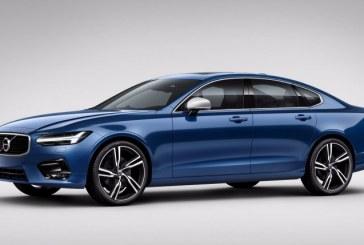 Volvo S90 y Volvo V90 cuentan con nuevo acabado R-Design