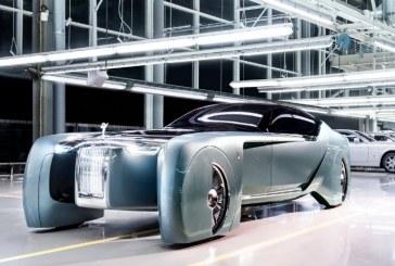 Rolls Royce nos acerca el futuro de la marca