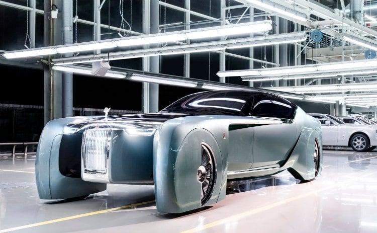 Rolls Royce Nos Acerca El Futuro De La Marca Mundocoches Info