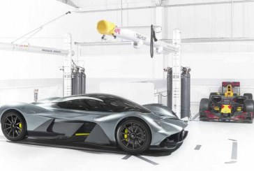AM-RB 001 – El Supercoche de Aston Martin y Red Bull Racing