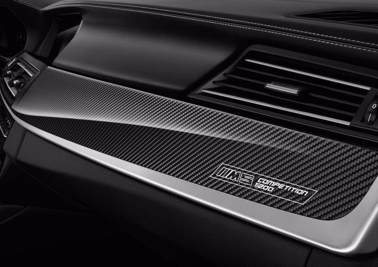 """BMW M5 """"COMPETITION EDITION"""", mas potencia y mejor manejoBMW M5 """"COMPETITION EDITION"""", mas potencia y mejor manejo"""