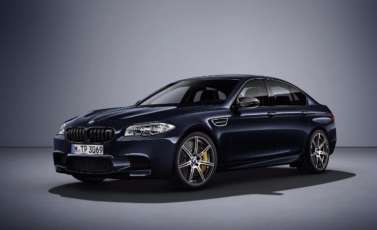 """BMW M5 """"COMPETITION EDITION"""""""