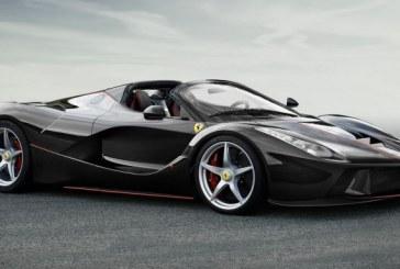 Ferrari LaFerrari Spider ya es real