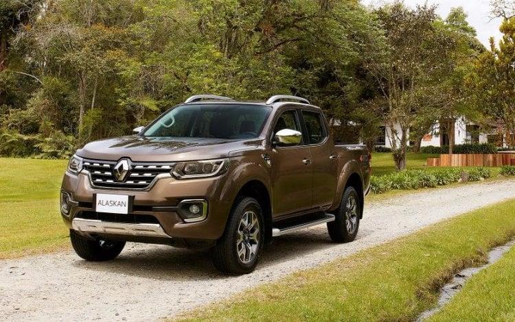 Renault Alaskan, una nueva pick-up capaz de cargar una tonelada y llevarlo donde quieras