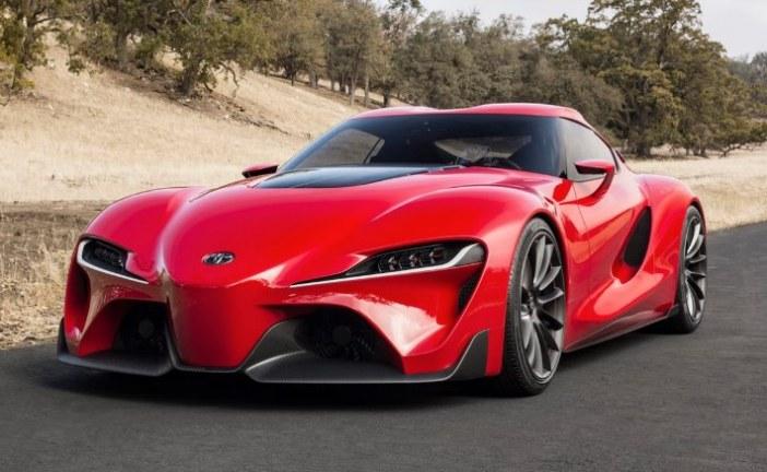 Toyota Supra con un motor V6 Twin Turbo de Lexus