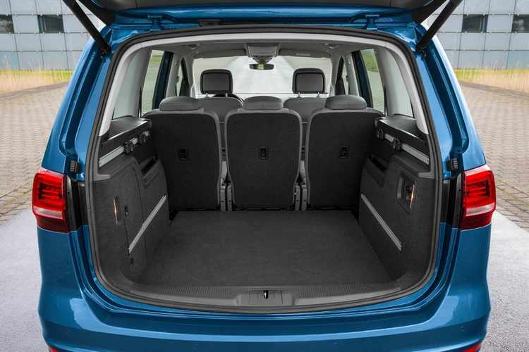 Fotos Nuevo Volkswagen Sharan