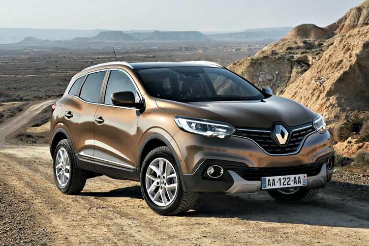 Nuevo Renault Kadjar dimensiones