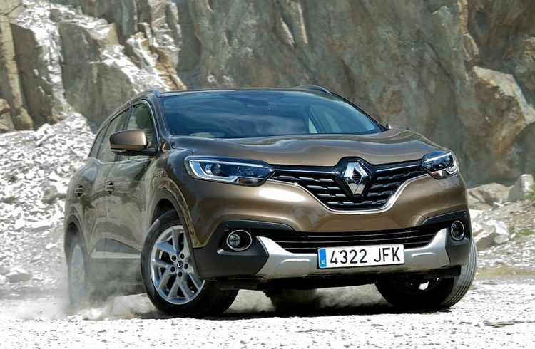 Nuevo Renault Kadjar fotos