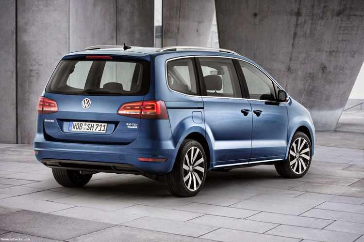 Nuevo VW Sharan