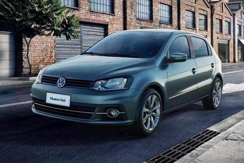 Nuevo Volkswagen Gol 2016