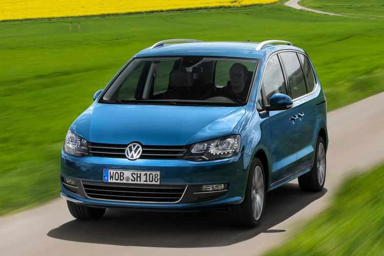 Nuevo Volkswagen Sharan opiniones