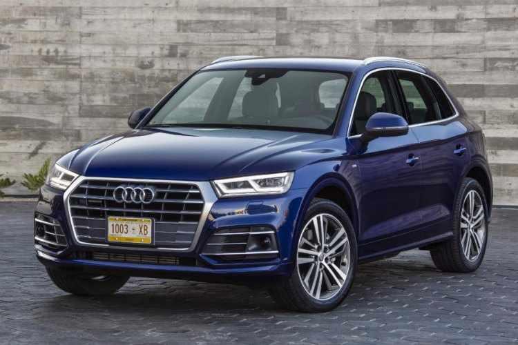 Audi Q5 2017 Precios